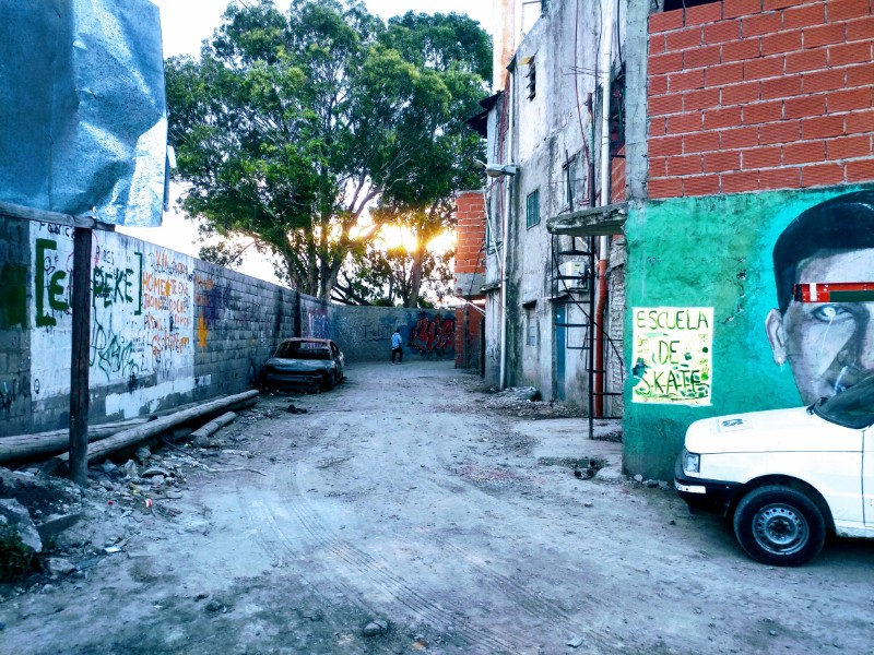 Buenos Aires La Villa 31