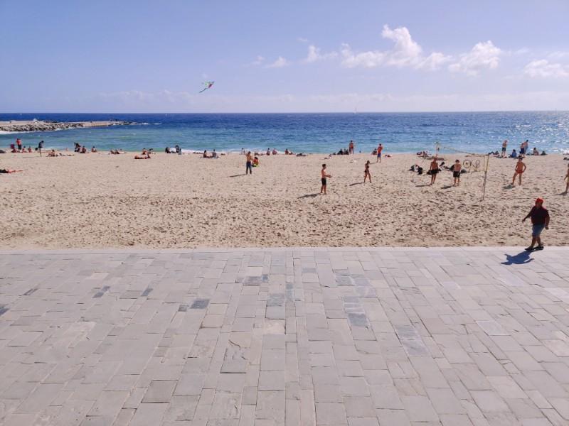 Barcelona City Beach
