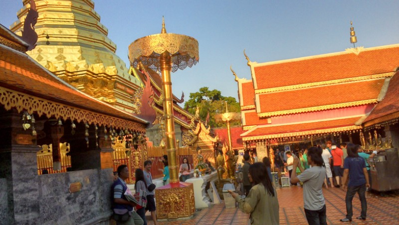 Temples Chiang Mai