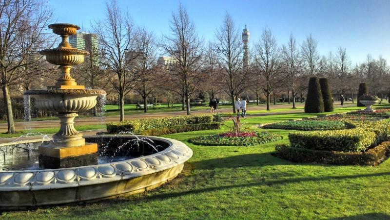 Green London Parks