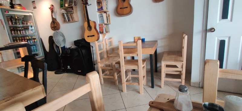 Cafe Culture in Medellin