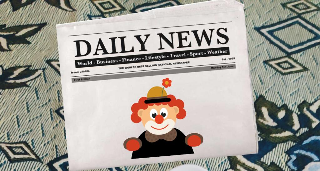 Alternative Global Satire News